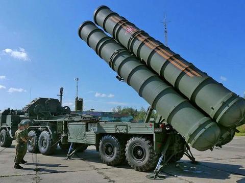 8.5亿预付款打给俄罗斯,S400导弹明年到货,美对印度发出警告