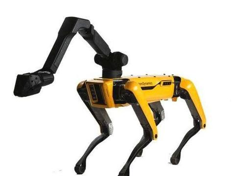 """波士顿机""""机器狗""""可在炼油厂、配电厂、建筑工地工作"""
