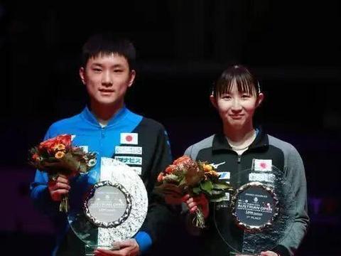乒乓球奥地利公开赛结局:中日瓜分五冠