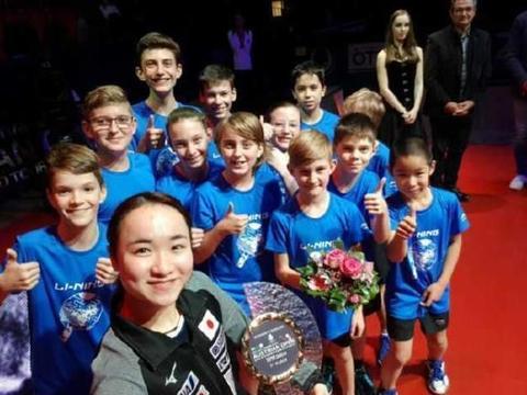 乒乓奥地利赛日本三金成为最大赢家,伊藤美诚4-1胜朱雨玲夺冠
