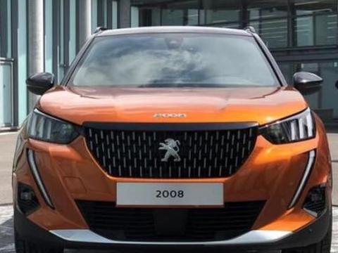 广州车展:销量最堪忧的车型——标志2008