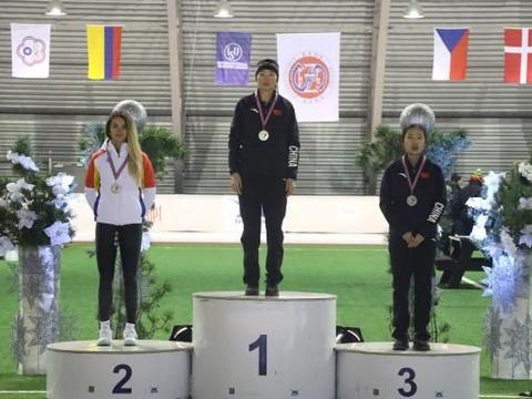 速滑青年世界杯中国队8金收官 位列金牌榜首