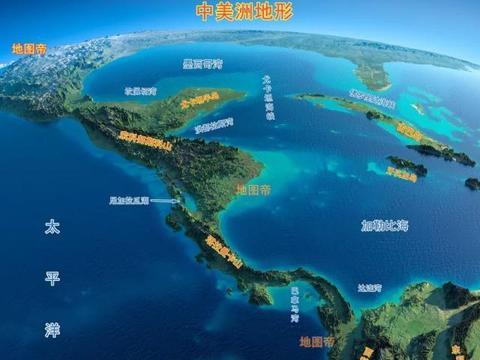 北美洲与南美洲之间,为何还有一个中美洲?