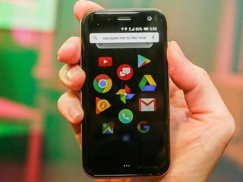 目前最小的智能手机,外观精致、内部堆料十足