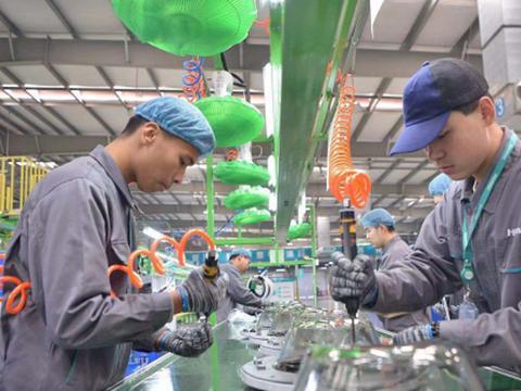 海信家电平度洗衣机工厂二期落成,逆势发力的底气何来?