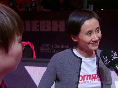 张怡宁闺蜜16岁归化奥地利,五战奥运成一姐,37岁参赛首轮出局