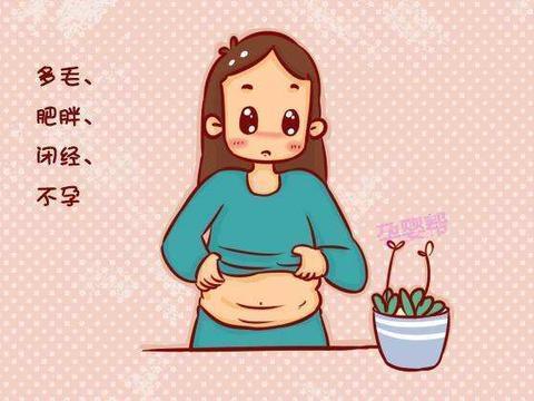 """原来,腹部肥胖对女性怀孕充满着""""恶意"""",该怎么办?"""