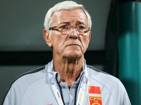里皮辞职绝非输球,被曝国足早有新任教练,离任只是顺势而为