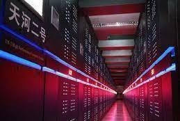 杨元庆新目标,与英特尔启动超算项目,太湖之光 天河迎来对手?