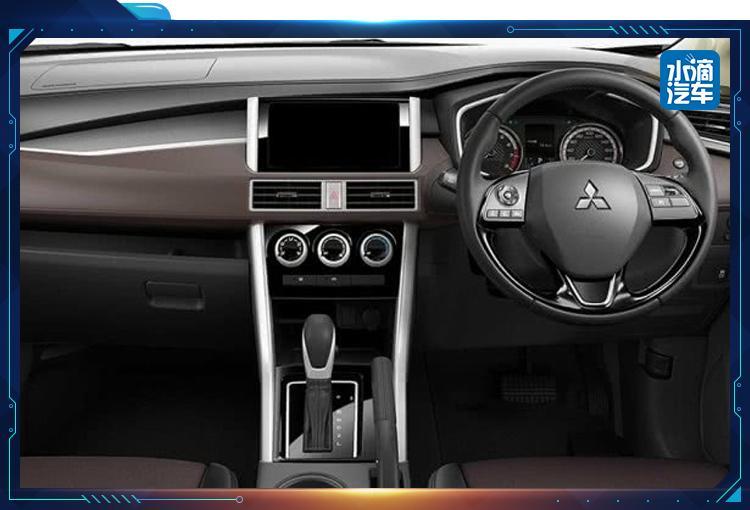 """你才知道MPV也能""""越野""""吗?三菱Xpander Cross官图发布"""