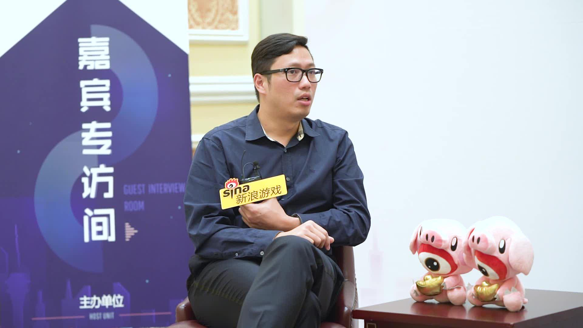 GDES·澳门·2019|对话游族网络海外发行副总裁 陆启頔