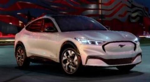 福特发布首款纯电动野马Mach-E 马斯克这次没讽刺