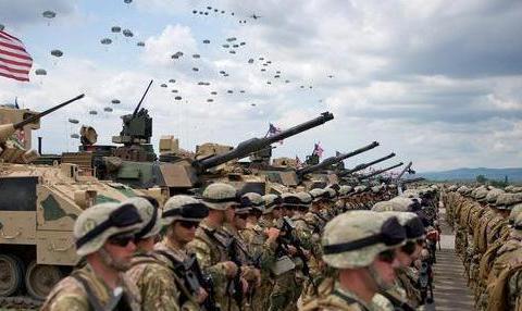 全球最先进的武器被打爆,这是一个危险信号,美军最大的弱点显现