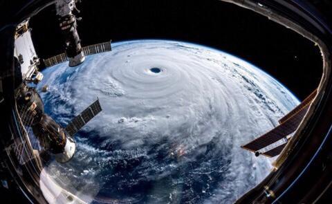 地球上的台风和木星上的风暴比起来会怎样?