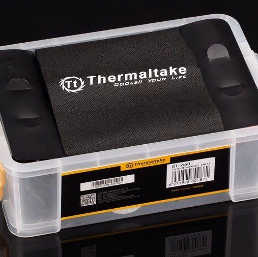 Thermaltake GT 650W电源图赏:包装盒也能变废为宝
