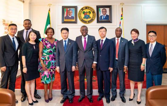 首访倒计时!尼日利亚拉各斯州长及代表团首访中国选择广东