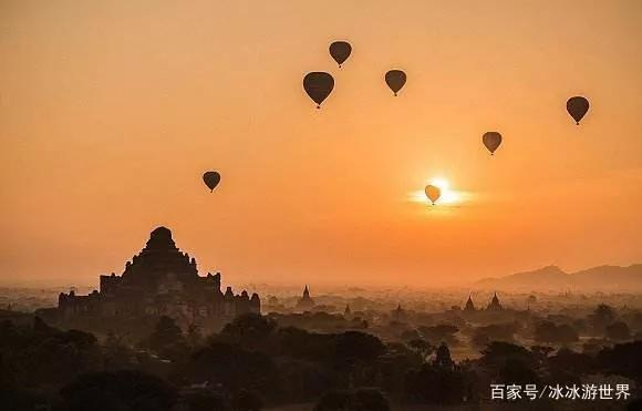 来缅甸看全球最美日落,见证亚洲终极边疆的魅力!