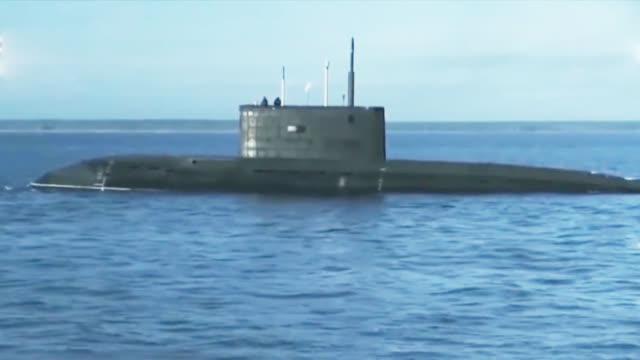 大洋黑洞!基洛级潜艇为何成为国际市场抢手货