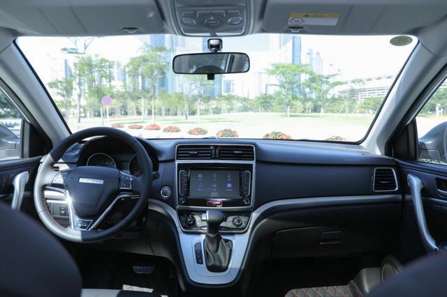 这才是哈弗最值得买的SUV,低配现仅5万出头,配置应有尽有