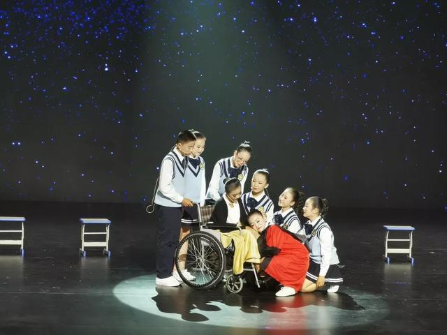 """临淄:全市唯一,省一等奖,我区这所学校展演节目有""""味道"""""""