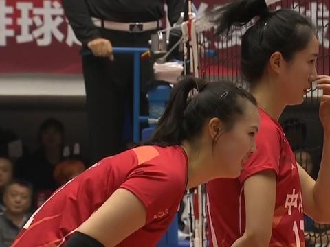 女排联赛最强全华班!双杀大热门取小组第一,2奥运冠军+外援没辙