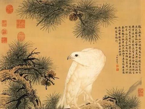 清宫十大著名画家作品选