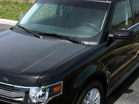 超酷的现代化SUV,福特FLEX,家用超大号方盒子