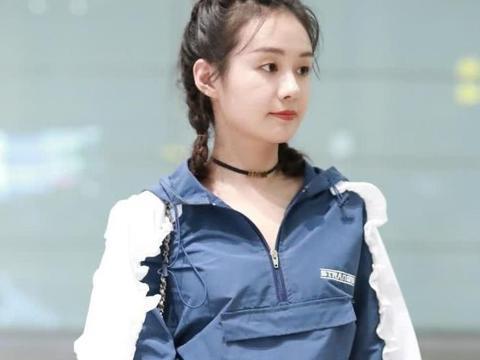 """白敬亭剧中的女友""""颜末""""郑合惠子超可爱,卖萌的样子都喜欢吧"""
