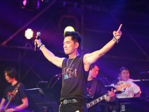 2019任贤齐贵阳演唱会,让我们来到现场再看一次男神