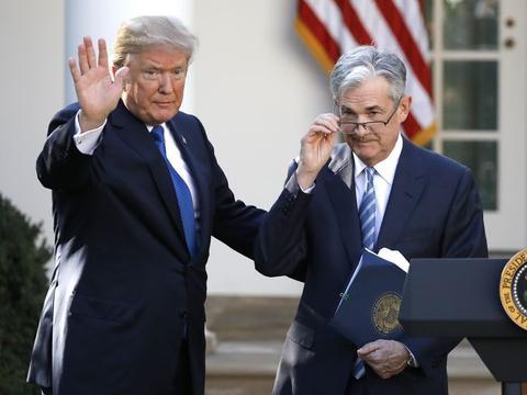 市场速递:特朗普会面鲍威尔讨论货币政策?对FOMC或影响不大