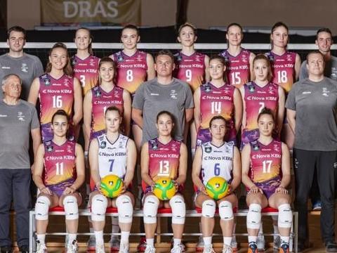 2019-2020赛季CEV欧冠联赛俱乐部巡礼——斯洛文尼亚马里博尔