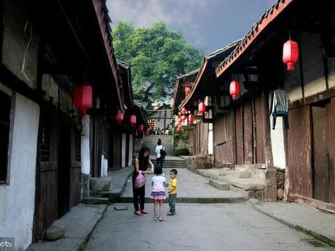 四川最后的码头古镇,保留着3000套清代民居,却少有游客