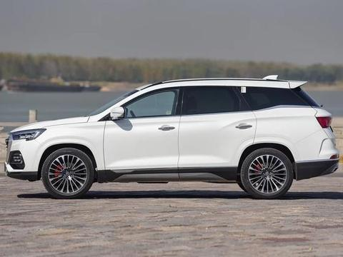 再等9天一大七座SUV上市,与汉兰达一样大,搭奇瑞最强动力总成