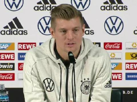 克罗斯:我非常相信弗里克,他与球员相处得很好