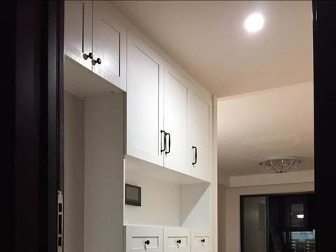 132㎡的房子就磕着8万预算装修,全屋不做造型,完工效果真值