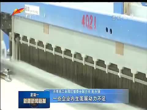 """新疆纺织产业向""""智能+绿色""""迈进"""