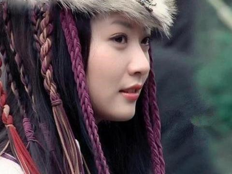 白冰美如仙,张萌演技担当,胡歌版《神话》有四美你喜欢谁?