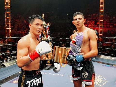 中国搏击史上排名最高的男人,是如何炼成的?看看他撸了多少高手