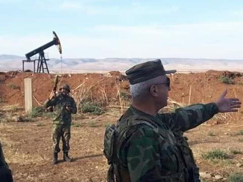 叙利亚军方收复边境油田,鼓舞人心和士气,土耳其却又发战争威胁
