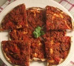 Lahmahjoon(亚美尼亚披萨)