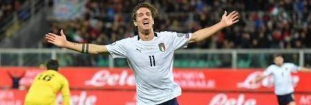 梅开二度!扎尼奥洛:梦想成真了,希望能踢明年的欧洲杯
