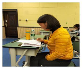 南充市白塔中学与五星中学开展初中英语联合教研活动