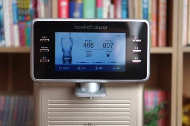 秋季补水,碧云泉台式免安装智能净水机为您带来甘甜与清净