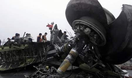 中国民航史上最倒霉的客机:两次被劫一次坠海!
