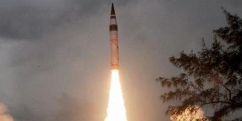 印度战略威慑再增强 烈火-2导弹已具备昼夜作战能力 可带核弹头