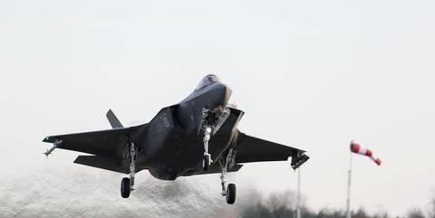 """挪威空军宣布:首支F-35A""""闪电Ⅱ""""中队获得初始作战能力"""