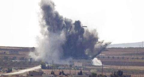 美军急赴战场增援 一架军机被凌空打爆 俄:终于报仇雪恨了