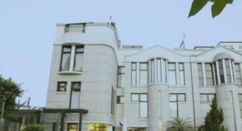 参观赌王儿子何猷君的豪宅,豪门就是不一样,餐厅也要像个会议厅