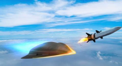 新一代的超音速武器,最快可达到音速的5倍!将会主导未来战争!