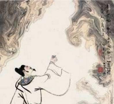 解读李白的预言诗是真的吗?李白藏头诗真的预言了鹿晗的前程?